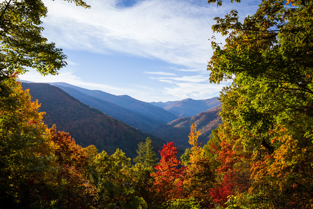 RealImaginarySmokies – Fall Color Camping in the Appalachians