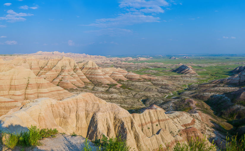 RealImaginaryWest Day 5 – The Good & Badlands of South Dakota