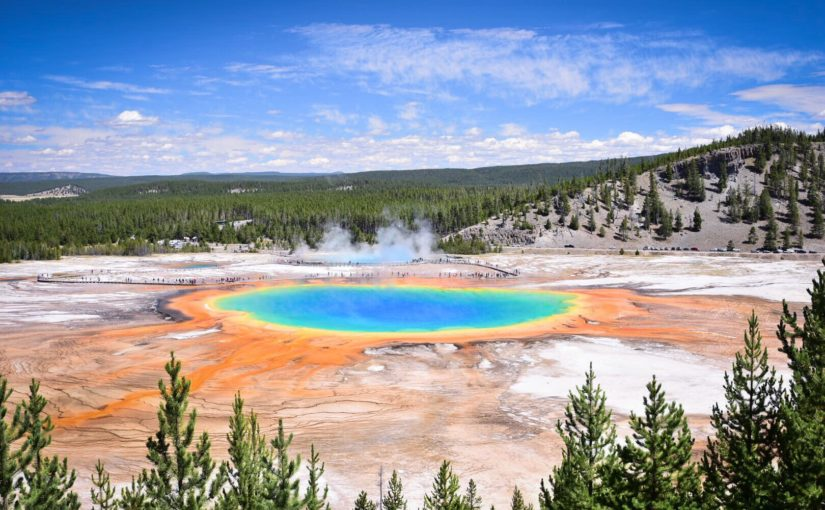 RealImaginaryWest 2019 Day 5—A Grand Geyser Tour of Yellowstone National Park